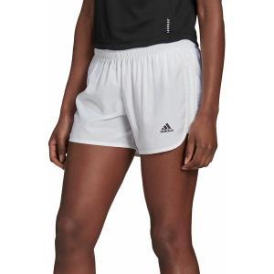 アディダス カジュアルパンツ ボトムス レディース adidas Women's Marathon 20 Shorts White/White astyshop