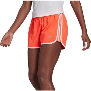 アディダス カジュアルパンツ ボトムス レディース adidas Women's Marathon 20 Shorts Solar Red astyshop