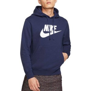 ナイキ パーカー・スウェットシャツ アウター メンズ Nike Men's Futura Club Fleece Hoodie Midnight Navy/Mid Navy astyshop