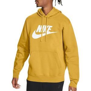 ナイキ パーカー・スウェットシャツ アウター メンズ Nike Men's Futura Club Fleece Hoodie Solar Flare astyshop