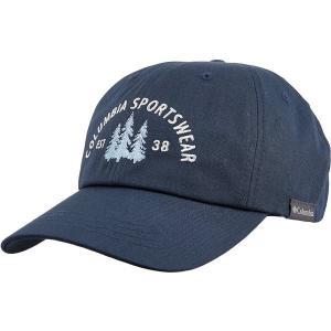 コロンビア 帽子 アクセサリー メンズ Columbia Men's ROC II Baseball Hat Collegiate Navy astyshop