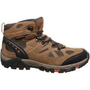 ベアパウ ブーツ&レインブーツ シューズ メンズ BEARPAW Men's Brock Waterproof Hiking Boots Hickory|astyshop