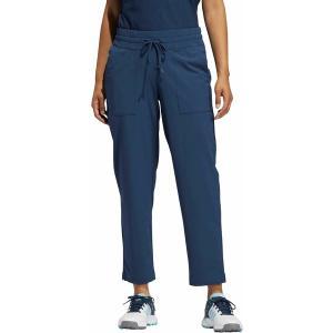 アディダス カジュアルパンツ ボトムス レディース adidas Women's Go-To Golf Pants Crew Navy astyshop