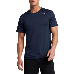ナイキ Tシャツ トップス メンズ Nike Men's Legend 2.0 T-Shirt (Regular and Big & Tall) Obisidian/Black astyshop