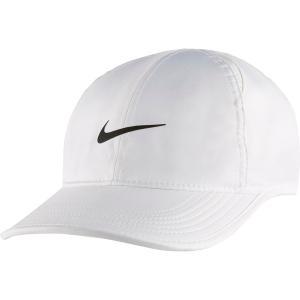 ナイキ 帽子 アクセサリー メンズ Nike Men's Feather Light Adjustable Hat White astyshop