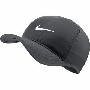 ナイキ 帽子 アクセサリー メンズ Nike Men's Feather Light Adjustable Hat Iron Grey astyshop