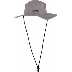 ソルトライフ 帽子 アクセサリー メンズ Salt Life Men's Sand Bar Boonie Hat Grey astyshop