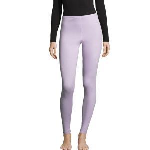 デュオフォールド カジュアルパンツ ボトムス レディース Duofold Women's Baselayer Thermal Pants Lilac Wash astyshop