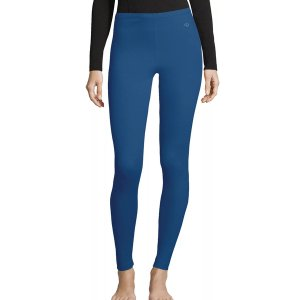 デュオフォールド カジュアルパンツ ボトムス レディース Duofold Women's Baselayer Thermal Pants Winter River Teal astyshop
