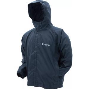 フロッグトッグス ジャケット&ブルゾン アウター メンズ frogg toggs Men's StormWatch Jacket Black astyshop