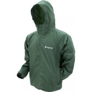 フロッグトッグス ジャケット&ブルゾン アウター メンズ frogg toggs Men's StormWatch Jacket Green astyshop