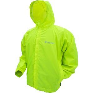 フロッグトッグス ジャケット&ブルゾン アウター メンズ frogg toggs Men's StormWatch Jacket Yellow astyshop