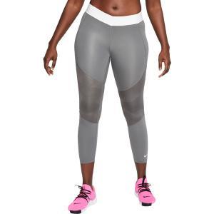 ナイキ カジュアルパンツ ボトムス レディース Nike Women's Pro Compression Capris Black astyshop