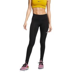 ナイキ カジュアルパンツ ボトムス レディース Nike Women's Fast Running Tights Black astyshop