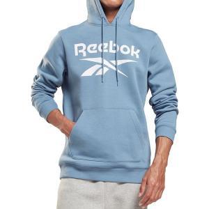 リーボック パーカー・スウェットシャツ アウター メンズ Reebok Men's RI Fleece Hoodie Blue Slate astyshop