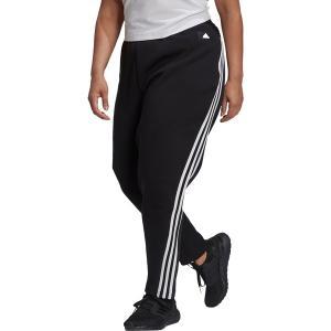 アディダス カジュアルパンツ ボトムス レディース adidas Women's Sportswear Future Icons 3-Stripes Skinny Pants Black astyshop