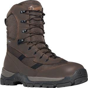 ダナー ブーツ&レインブーツ シューズ メンズ Danner Men's Alsea 8'' Waterproof Field Hunting Boots Brown|astyshop