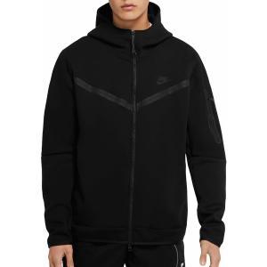 ナイキ パーカー・スウェットシャツ アウター メンズ Nike Men's Sportswear Tech Fleece Full Zip Hoodie Black/Black astyshop