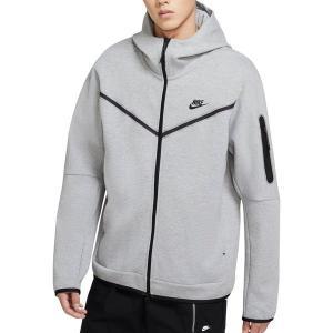 ナイキ パーカー・スウェットシャツ アウター メンズ Nike Men's Sportswear Tech Fleece Full Zip Hoodie Dk Grey Heather/Black astyshop