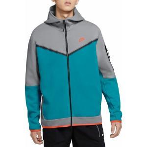 ナイキ パーカー・スウェットシャツ アウター メンズ Nike Men's Sportswear Tech Fleece Full Zip Hoodie Wolf Grey astyshop