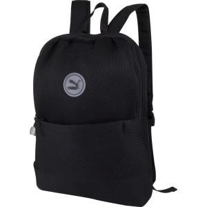 プーマ バックパック・リュックサック バッグ メンズ PUMA Space Mesh Backpack Black|astyshop