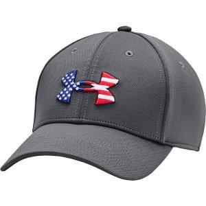 アンダーアーマー 帽子 アクセサリー メンズ Under Armour Men's Freedom Blitzing Hat Pitch Gray/Black/Black astyshop