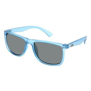 アウトルックアイウェア サングラス・アイウェア アクセサリー メンズ Outlook Eyewear Locke Rectangle Polarized Sunglasses Crystal Clear/Blue Smoke astyshop