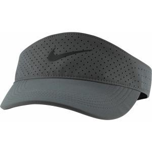 ナイキ 帽子 アクセサリー メンズ Nike Men's Dri-FIT AeroBill Visor Iron Grey astyshop