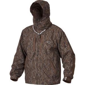 ドレークウォータフォール ジャケット&ブルゾン アウター メンズ Drake Waterfowl EST Heat-Escape Full Zip Jacket Mossy Oak Bottomland astyshop