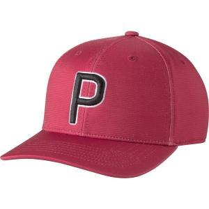 プーマ 帽子 アクセサリー メンズ Cobra Puma 110 Cap Golf Hat Persian Red astyshop