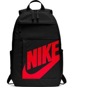 ナイキ バックパック・リュックサック バッグ メンズ Nike Sportswear Elemental Backpack Black/Black/Universit Red|astyshop