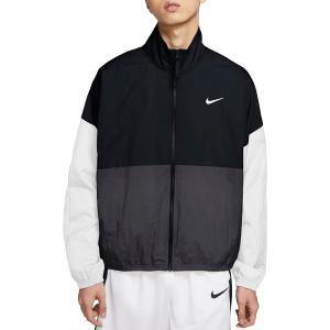 ナイキ ジャケット&ブルゾン アウター メンズ Nike Men's Starting 5 Full Zip Basketball Jacket Black/Dk Smoke Grey astyshop