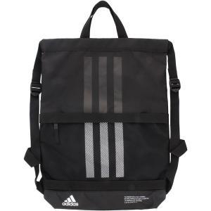 アディダス バックパック・リュックサック バッグ メンズ adidas Amplifier II Blocked Sackpack Black/White|astyshop