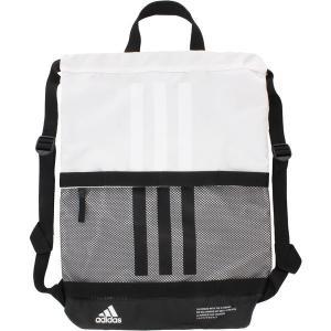 アディダス バックパック・リュックサック バッグ メンズ adidas Amplifier II Blocked Sackpack White/Black|astyshop