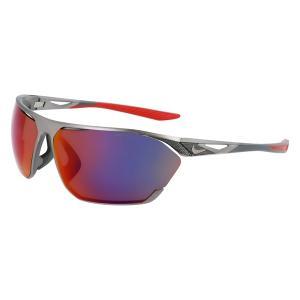 ナイキ サングラス・アイウェア アクセサリー メンズ Nike Stratus Sunglasses Gunmetal/Red astyshop