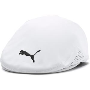 プーマ 帽子 アクセサリー メンズ PUMA Men's Driver Golf Cap Bright White astyshop