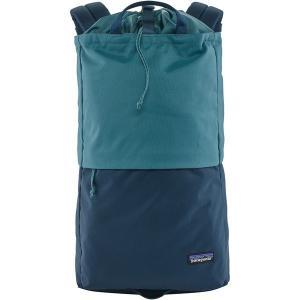 パタゴニア バックパック・リュックサック バッグ メンズ Patagonia Arbor Linked Backpack Abalone Blue|astyshop