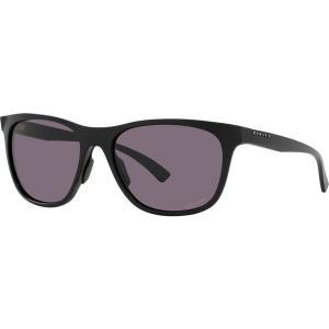 オークリー サングラス・アイウェア アクセサリー メンズ Oakley Men's Leadline Sunglasses Black/Grey astyshop