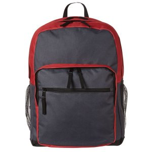 DSG バックパック・リュックサック バッグ メンズ DSG Ultimate Backpack Grey/Red|astyshop