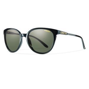 スミス サングラス・アイウェア アクセサリー メンズ SMITH Cheetah Polarized Lifestyle Sunglasses Black astyshop