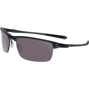オークリー サングラス・アイウェア アクセサリー メンズ Oakley Men's Prizm Daily Polarized Carbon Blade Sunglasses Carbon Fiber/PRIZM Daily astyshop
