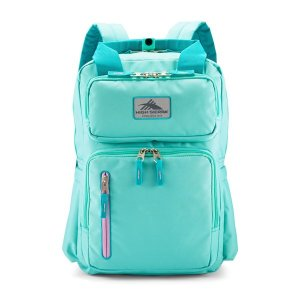 ハイシエラ バックパック・リュックサック バッグ メンズ High Sierra Mindie Backpack Aquamarine/Turq/Icedlilac|astyshop