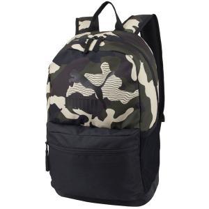 プーマ バックパック・リュックサック バッグ メンズ PUMA Layered Print Backpack Camouflage|astyshop