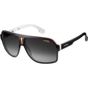 カレーナ サングラス・アイウェア アクセサリー メンズ Carrera Adult CA1001S Sunglasses Black/White astyshop