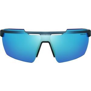 ナイキ サングラス・アイウェア アクセサリー メンズ Nike Windshield Elite Sunglasses Grey/Blue astyshop