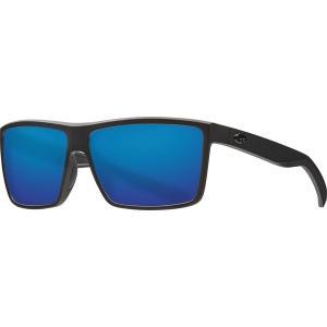 コスタデルマール サングラス・アイウェア アクセサリー メンズ Costa Del Mar Rinconcito 580G Polarized Sunglasses Matte Black astyshop