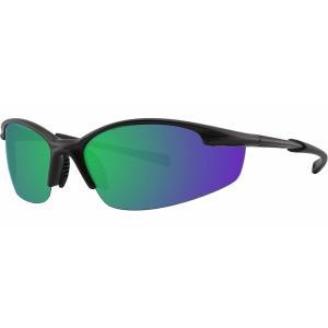 サーフアンドスポーツ サングラス・アイウェア アクセサリー メンズ Surf N Sport Humble Polarized Sunglasses Matte Gray/Green Mirror astyshop