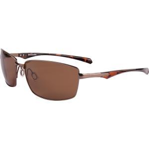 コロンビア サングラス・アイウェア アクセサリー メンズ Columbia Trollers Best Polarized Sunglasses Walnut astyshop