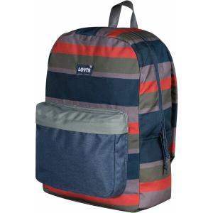 リーバイス バックパック・リュックサック バッグ メンズ Levi's Lost Coast Backpack Stripe|astyshop
