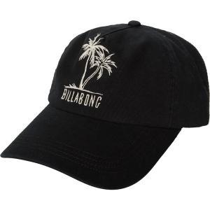 ビラボン 帽子 アクセサリー レディース Billabong Women's Surf Club Hat Black/White|astyshop